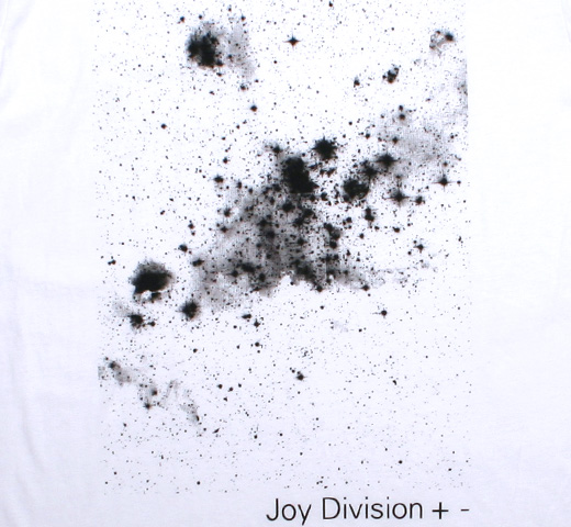 Joy Division / +- (Plus Minus) Tee (White)