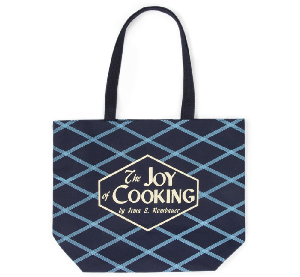 ��Out of Print�� Irma S. Rombauer / The Joy of Cooking Tote Bag (Navy)
