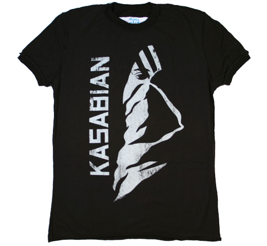 【Amplified】 Kasabian / Kasabian Tee (Charcoal)