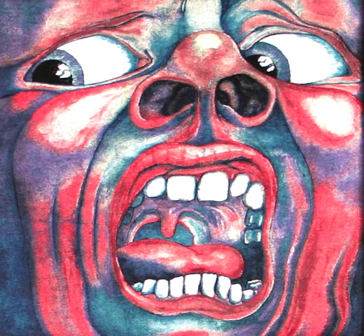 King Crimson / In The Court Of The Crimson King Tee