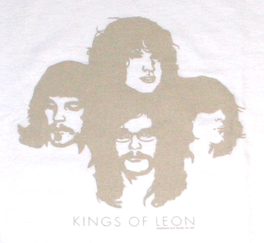 Kings Of Leon / Youth & Young Manhood Tee