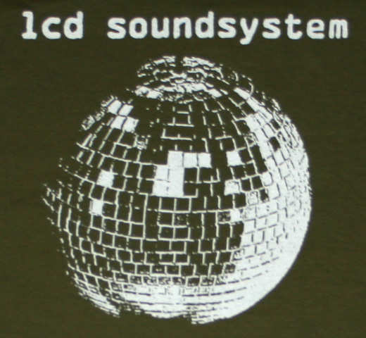 LCD Soundsystem / Disco Ball Tee