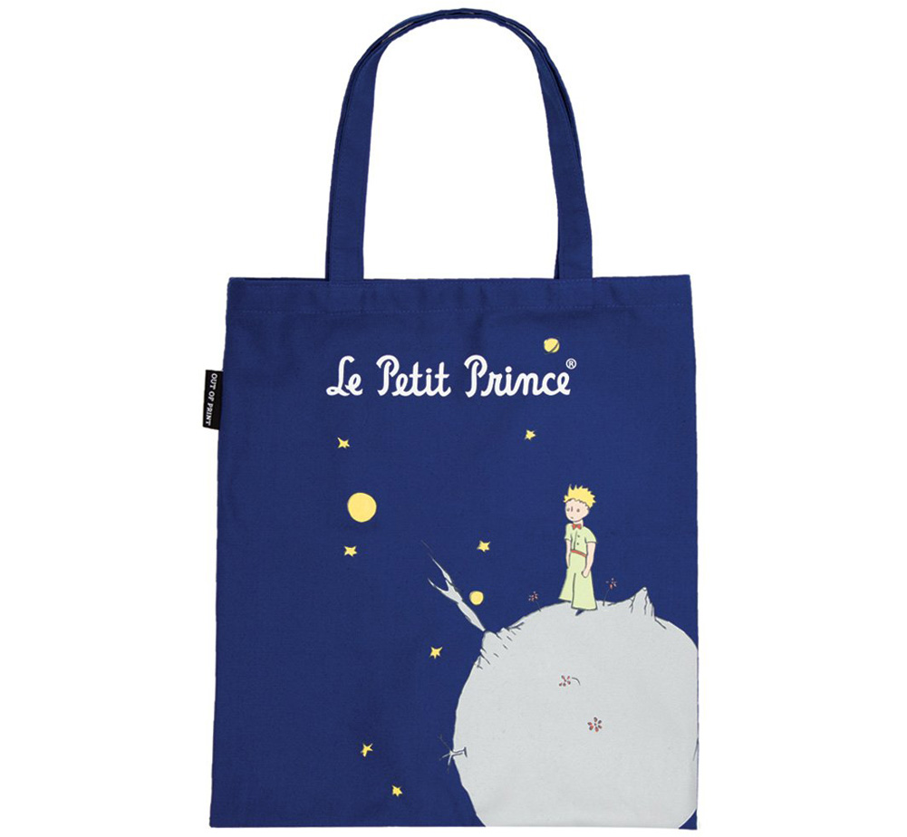 【Out of Print】 Saint-Exupéry / Le Petit Prince Tote Bag 2