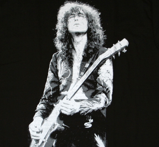 Led Zeppelin / Jimmy Page Tee