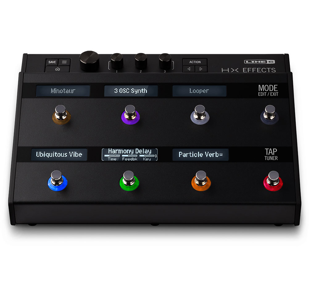 【Line 6】 HX Effects