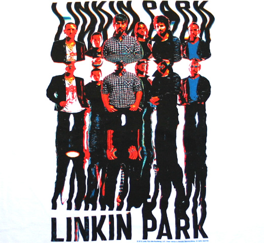 Linkin Park / Dazed Tee (White)