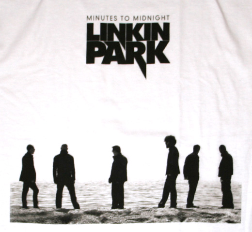 Linkin Park / Minutes to Midnight Tee
