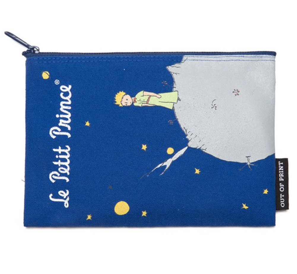 【Out of Print】 Saint-Exupéry / Le Petit Prince Pouch