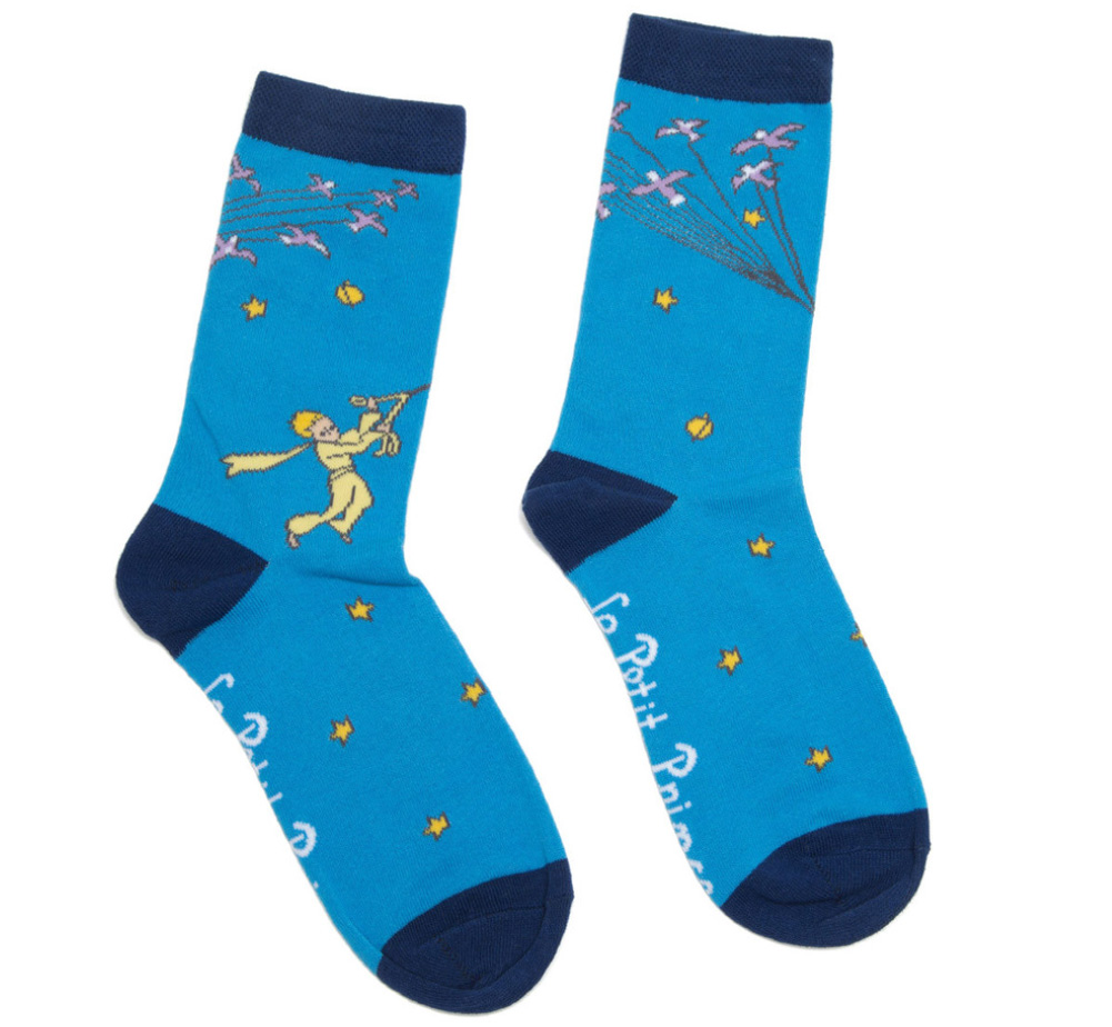 [Out of Print] Saint-Exupéry / Le Petit Prince Socks