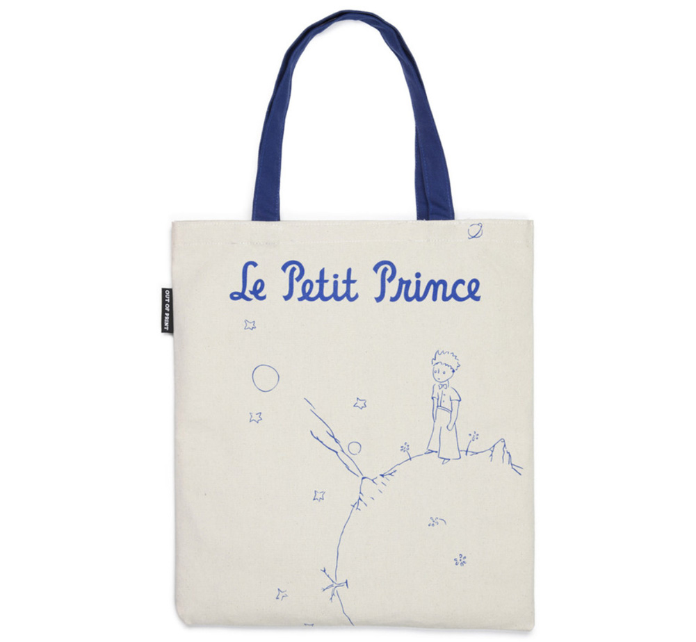 【Out of Print】 Saint-Exupéry / Le Petit Prince Tote Bag