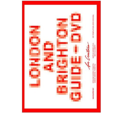 London & Brighton Guide DVD for creators [DVD]