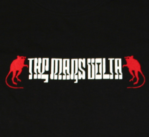 The Mars Volta / 2 Mice logo Tee