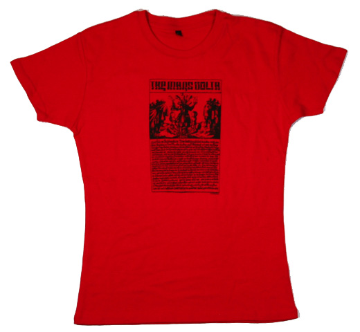 The Mars Volta / Illustration Tee (Ladies)