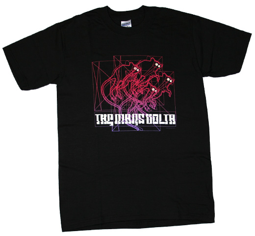 The Mars Volta / Pixel Tee