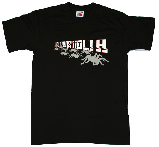 The Mars Volta / Spiders Logo Tee