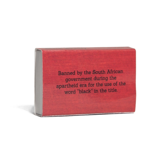 【Out of Print】 Banned Book Match Set