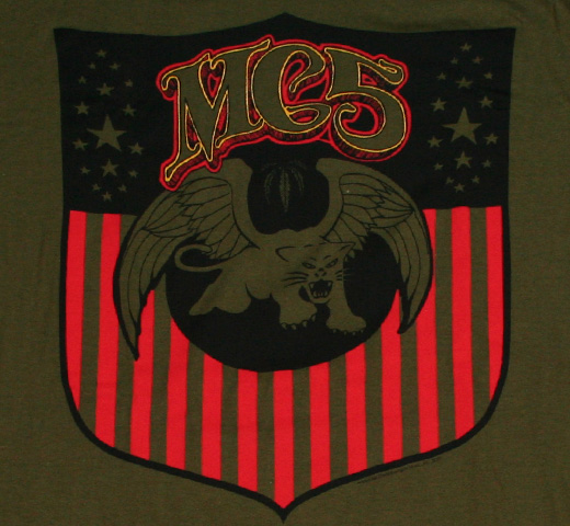 MC5 / Panther Shield Tee