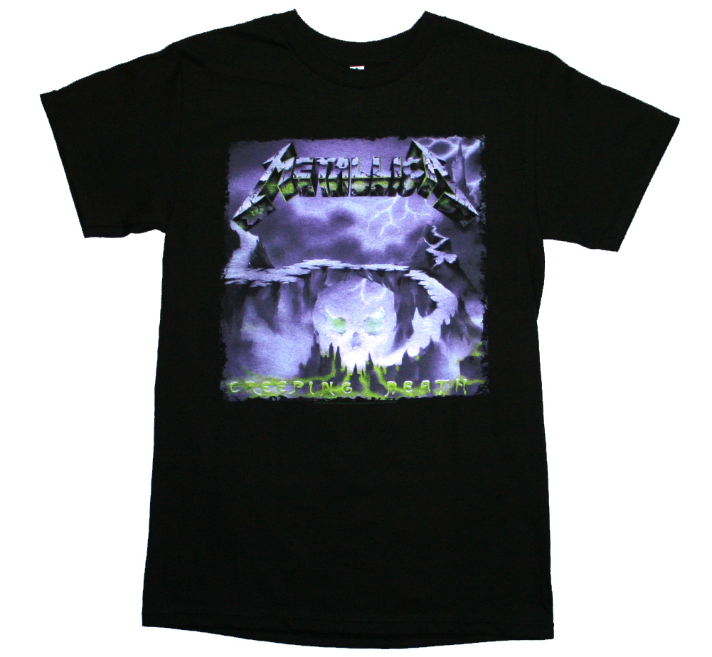 Metallica / Creeping Death Tee (Black)