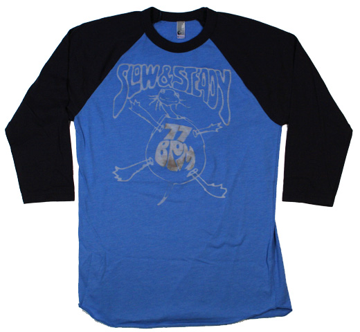 MGMT / Slow & Steady Raglan Tee