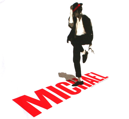 Michael Jackson / Dance Shadow Tee