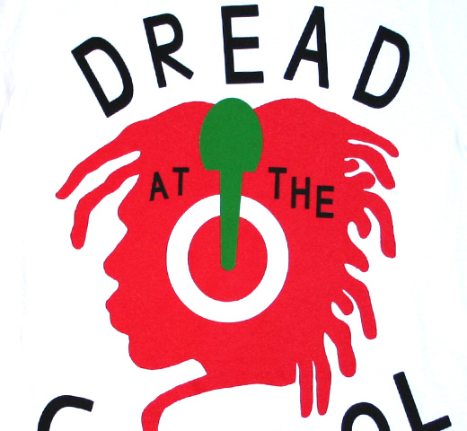 Mikey Dread / Dread at the Control Tee (White)