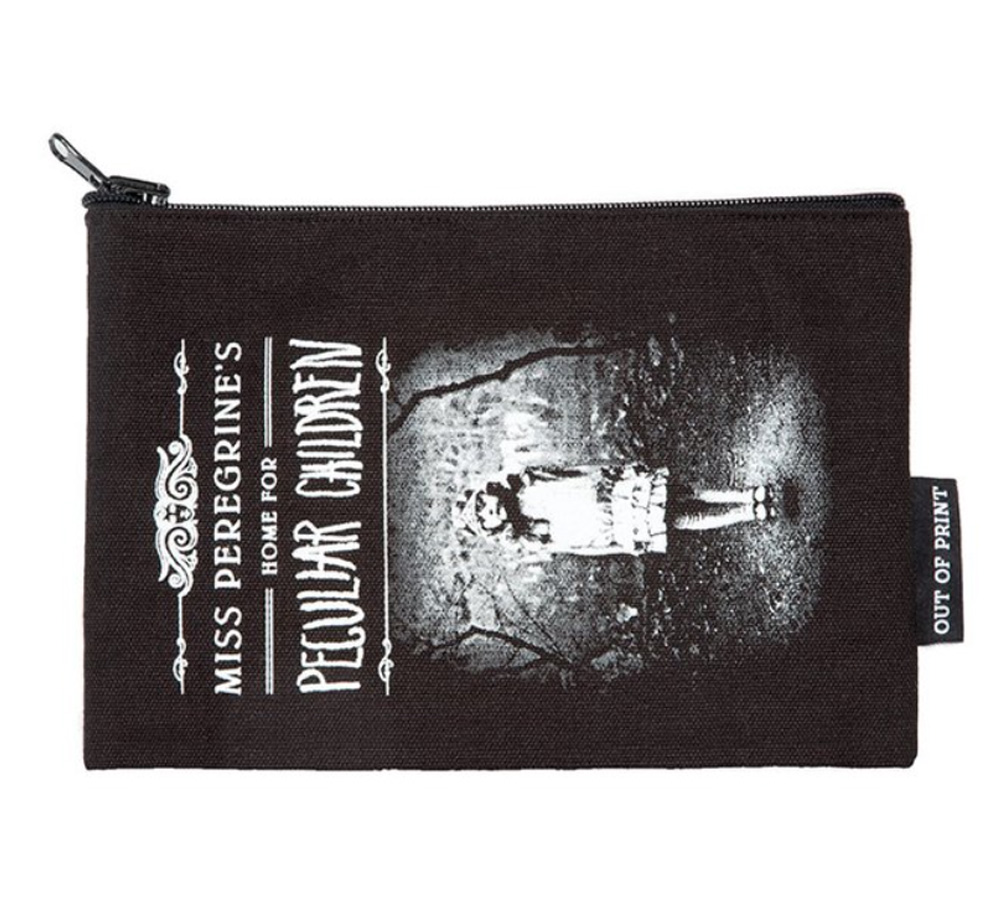 【Out of Print】 Ransom Riggs / Miss Peregrine's Home for Peculiar Children Pouch