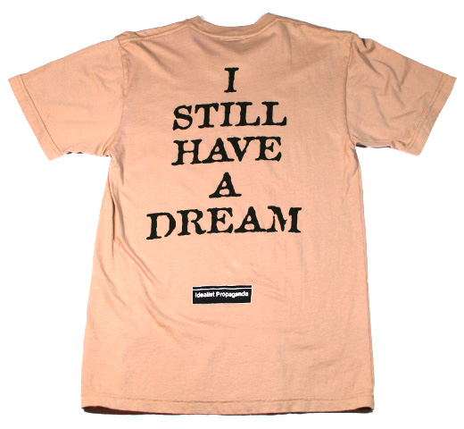 Martin Luther King, Jr. / Idealist Propaganda Tee