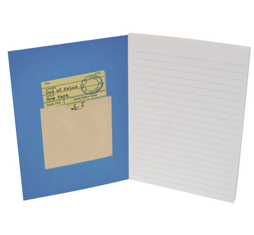 【Out of Print】 Herman Melville / Moby-Dick Notebook (Small)