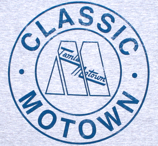 Motown Records / Classic Motown Tee (Heather Grey)