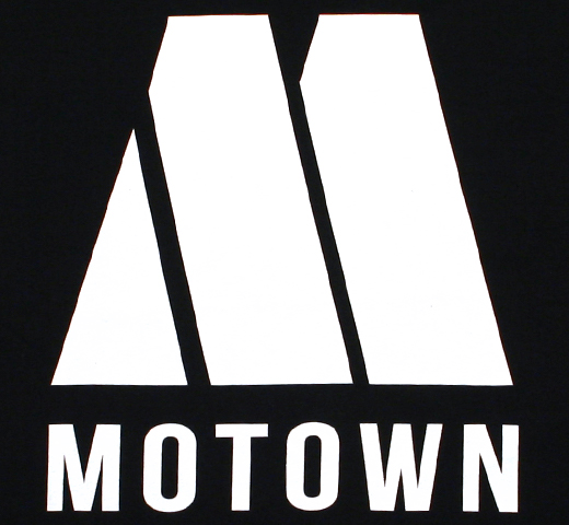 Motown Records / Logo Tee 2 (Black)
