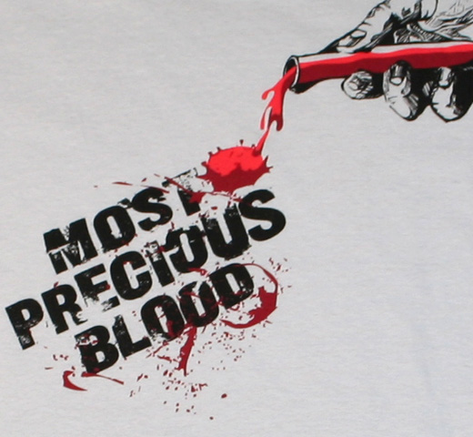 Most Precious Blood / Test Tube Tee