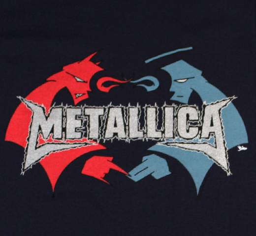 Metallica / Bad Good Tee