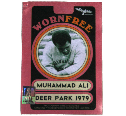【Worn Free】 Muhammad Ali / Deer Park Sweatshirt (Heather)