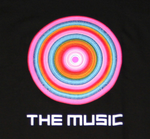 The Music / Circle Logo Tee