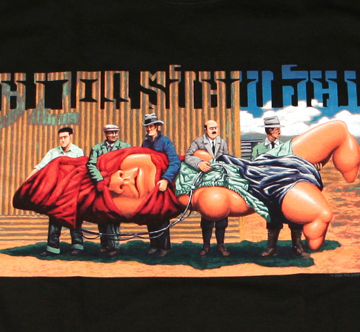 The Mars Volta / Amputechture Tee