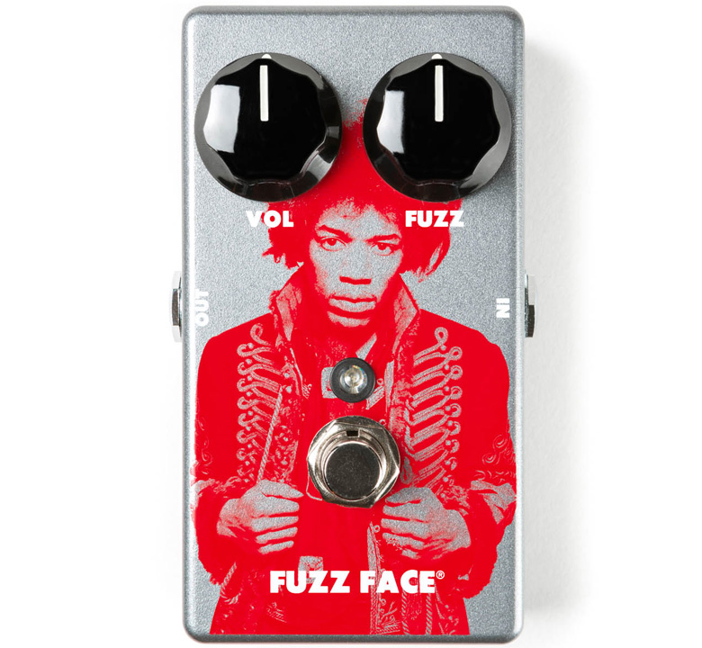 [Jim Dunlop] Jimi Hendrix Fuzz Face Distortion (JHM5)
