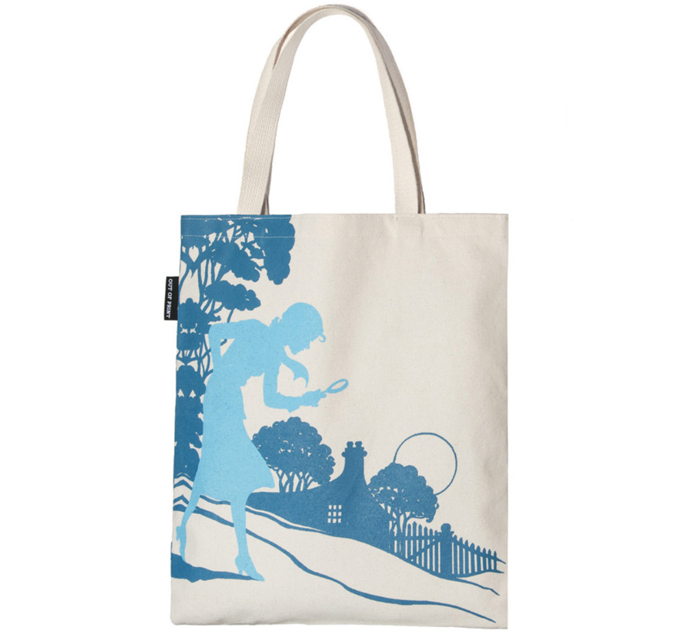 [Out of Print] Carolyn Keene / Nancy Drew Tote Bag