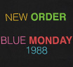 【Worn By】 New Order / Blue Monday 1988 Tee (Vintage Black)