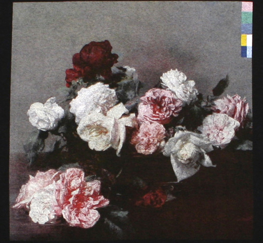 New Order / Power Corruption & Lies Tee (Black)