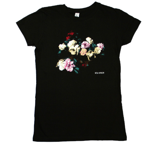 New Order / Power Corruption & Lies Tee (Black) (Womens)