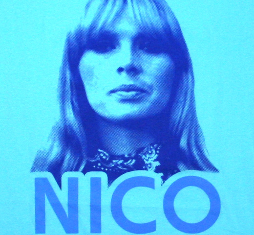 Nico / Chelsea Girl Tee (Cancun Blue) (Womens)