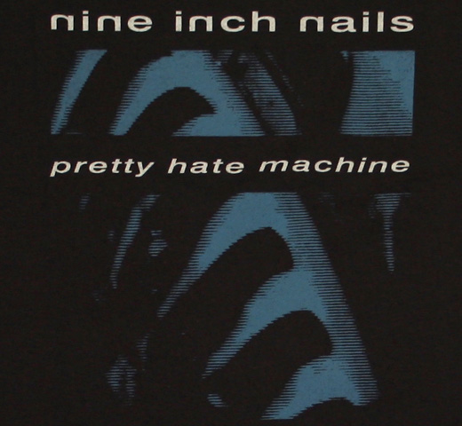 Nine Inch Nails / Pretty Hate Machine Tee (Black)