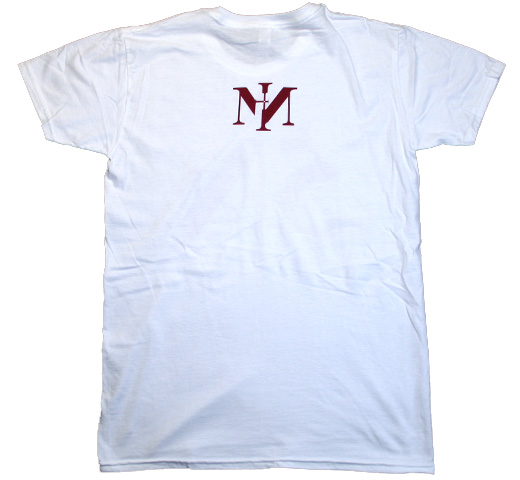 Nine Inch Nails / Sin Tee (White)