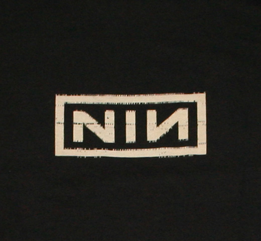 Nine Inch Nails / With Teeth Tee