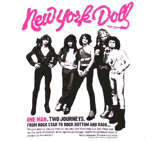 New York Dolls / New York Doll Tee