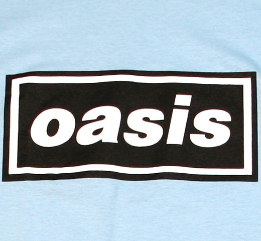 Oasis / Definitely Maybe Tee