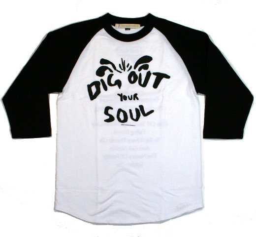 Oasis / Dig Out Your Soul Tee (Raglan)