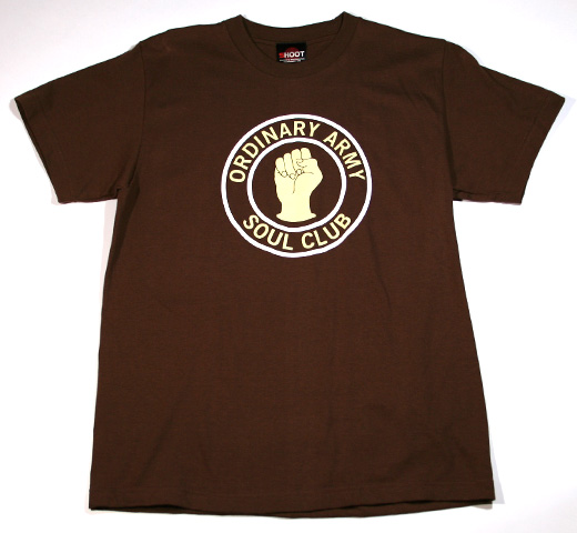 Ordinary Boys / Ordinary Army Soul Club Tee
