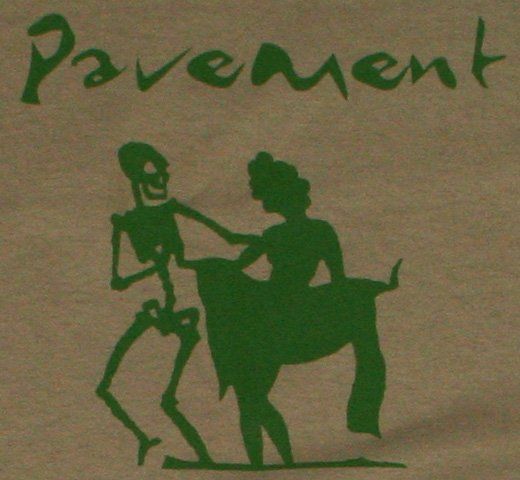 Pavement / Dancers Tee