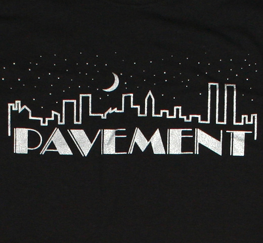 Pavement / Night Falls Tee
